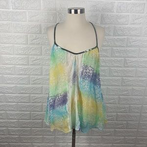 Free People Sheer Swim Cover Up